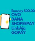 emoney 500.000
