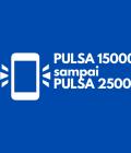pulsa 15.000 – 25.000