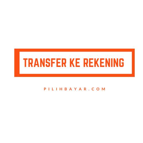 Apakah rekening transfer saldo harus bukan a.n pribadi