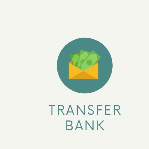 menu Transfer uang ke semua bank