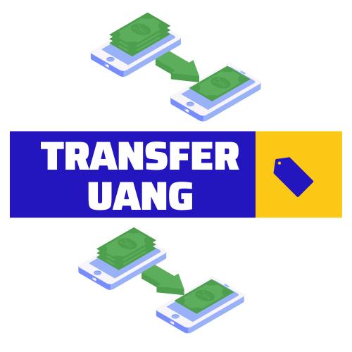 Pilihan transfer uang murah ke semua bank